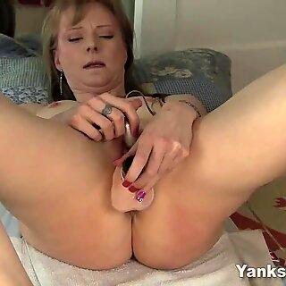 Yanks natalia chaplin & # 039_s body rister orgasme
