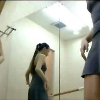 Korean Girls Ballet Dance Scandal