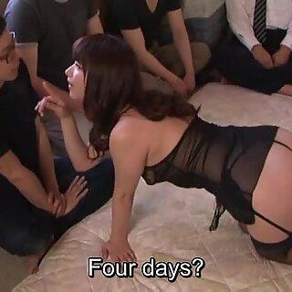 Ondertitels Japans Av Star Tsubaki Katou Gokkun