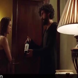 Ada Lupu & Sophie Cookson hairy pussy and sex scenes