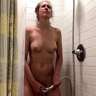 Guapa mujer desnudos