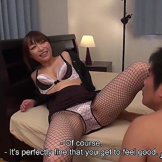 Lời trêu ghẹo của Nhật Bản, Yui Ayana đang nhẹ nhàng đánh hơi Căm, Khê Che