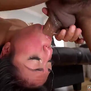 Rough rectal sex for Lexy Bandera s birthday
