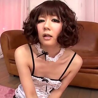 Pure Asian oral sex by naked babe, Yur - More at Slurpjp.com