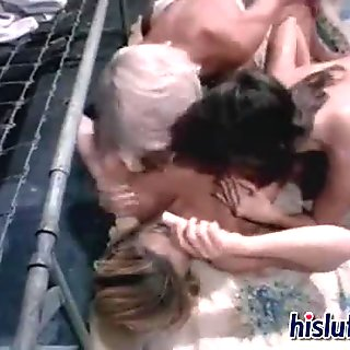 Krista got her girls
