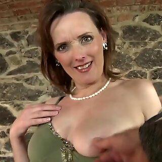 Słodka matka euro pieprzy nie jej syna