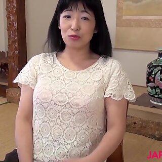 Nhật Bản Bà Ngánh Yuki Yoneyama Cánh Ngự Ngòi