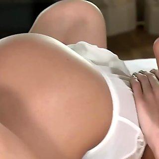 Uncensored lesbo delights