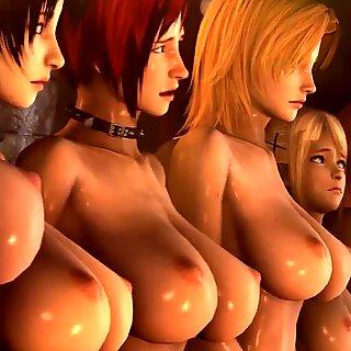 Lara nóng 3D cứng