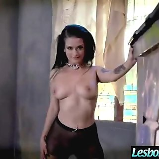 Lez Girl (katrina&amp_lezley) And Mean Girl In Punish Sex Tape clip-23