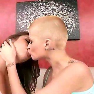 07-Busty lesbians