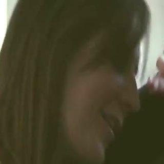 British slut Samantha in an arty lesbian scene