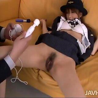 Lindas Jovencita Yuzu Shiina expone a sus Peludas Coño
