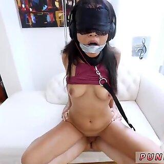 Thai rough anal and hardcore outdoor bondage xxx Sensory Deprivation