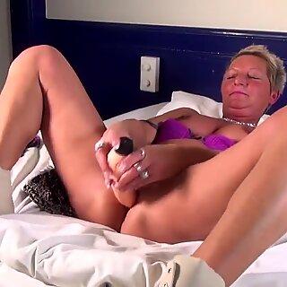 Grandmothers feeding their vaginas
