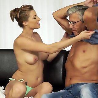 Sexo com o pai de seu companheiro