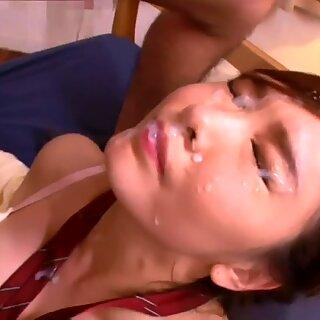 popshot Facials On sexy JAV Idol Mizusawa Nono (?? ??) MXGS-591