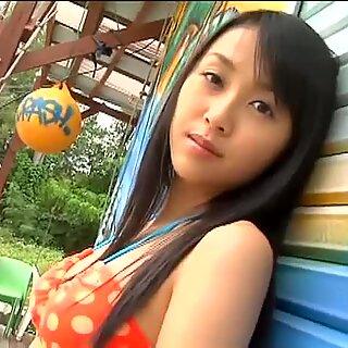 Søt Miyu Watanabe Vil du være en berømt pornostjerne