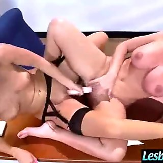Hot And Mean Lesbos In Punishment Sex Tape mov-07