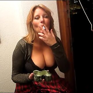 Cleavage and Smoking