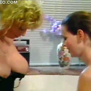 Hot Babes Tracey Adams And Annette Haven