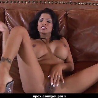 Astonishing woman, Alexis Amore likes assfuck a lot